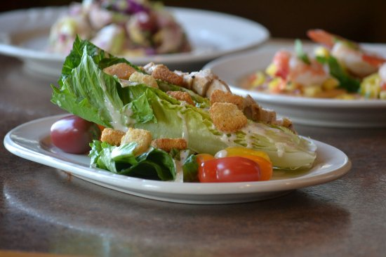 Egg Harbor, WI: A variety of salads.