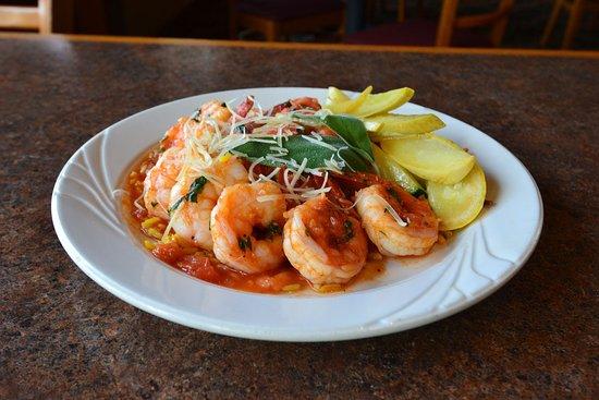 Egg Harbor, WI: Shrimp
