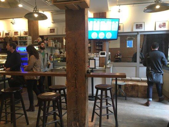 The Cafe Grind