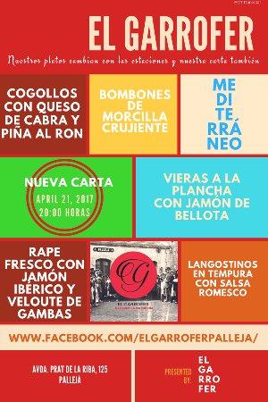 Palleja, Spain: variedad, color, sabor, calidad, el Garrofer