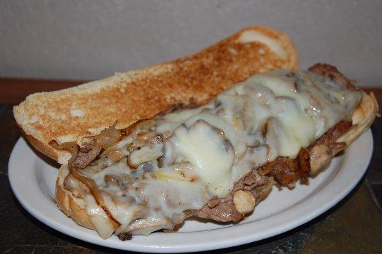 Inverness, FL: Steak & Cheese Hero