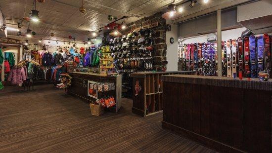 Alta, UT: Rustler Powder House- Ski Shop