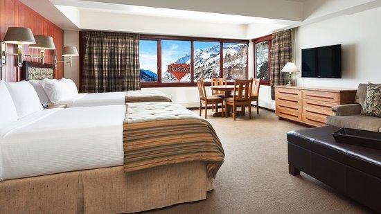 Alta, UT: Superior Corner Room with 2 Queen Beds