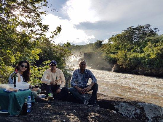 Nkhotakota, มาลาวี: Sun Downer