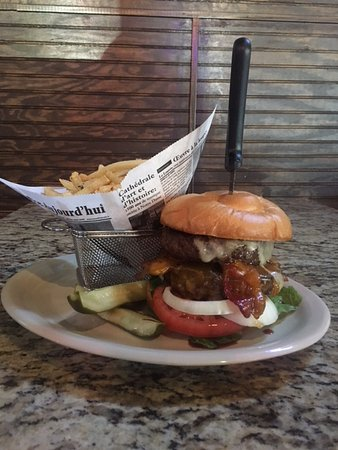 Fletcher, Carolina del Norte: Double Down Burger