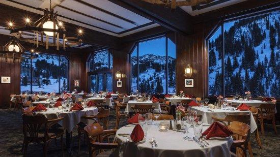 Alta, UT: Rustler Dining Room