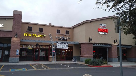 New coffee shop in Goodyear AZ