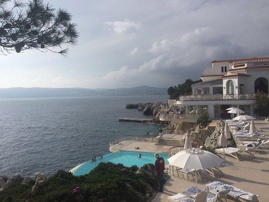Hotel du Cap Eden-Roc: Die Hotelanlage...