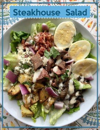 อีสต์บรันสวิก, นิวเจอร์ซีย์: Steakhouse Salad