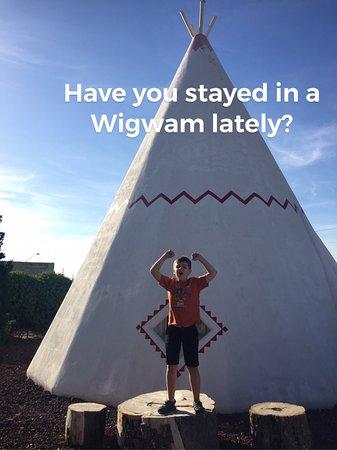 Wigwam Motel: photo0.jpg