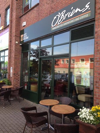 O 39 briens sandwich cafe galway unit 2 liosban business for G furniture tuam road galway