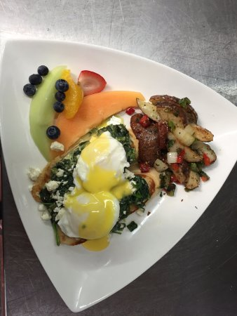 Blue Orchid : BRUNCH ON SATURDAYS AND SUNDAYS