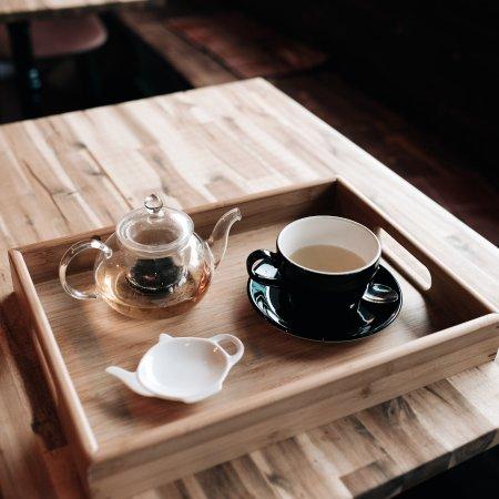 Rheineck, Schweiz: Hochwertige Tees