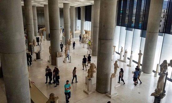 Μουσείο Ακρόπολης: Museum