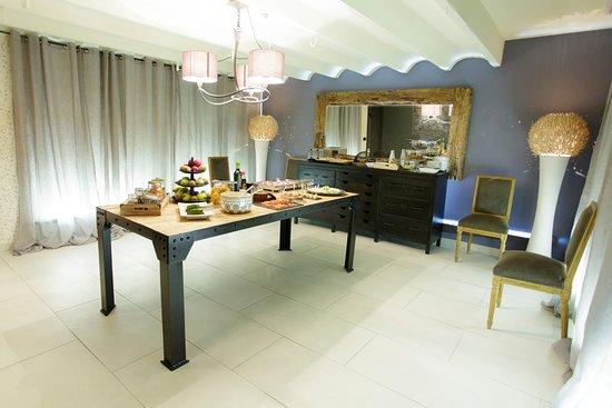 Hotel L'Avenida: Breakfast Room