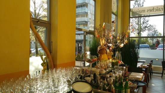 Le Grand Saconnex, Switzerland: Chez Nina