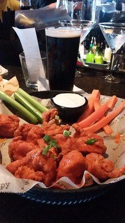 Henrietta, NY: Boneless wings...