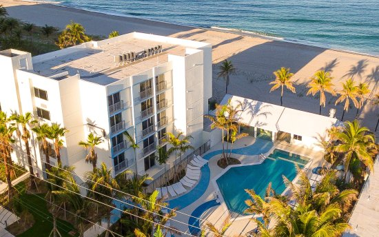 Plunge Beach Hotel Lauderdale By The Sea Florida