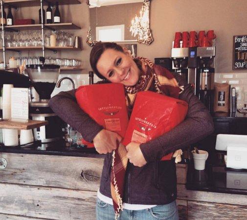 Sperryville, VA: Espresso Love