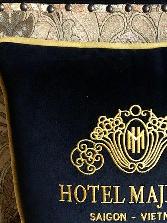 Khách sạn Majestic Sài Gòn: Lobby