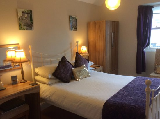 Melrose Guesthouse: Standard double room