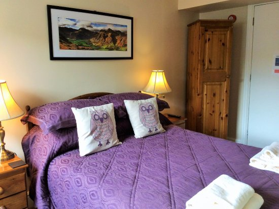Melrose Guesthouse: Small double room