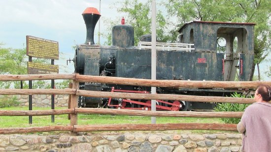Province of San Luis, Αργεντινή: Antico treno merci