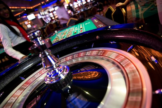 Santiago de los Caballeros, Dominican Republic: Take a spin at the roulette!