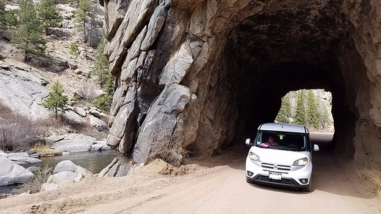 Lake George, CO: Tight Squeeze