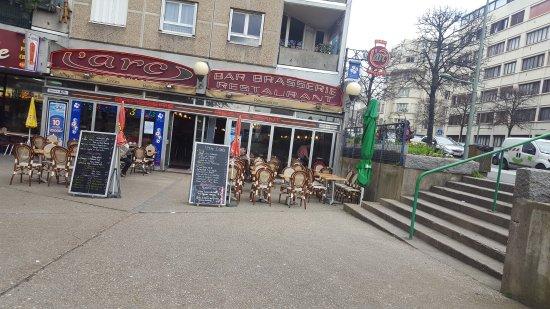 Arcueil, فرنسا: L'Arc