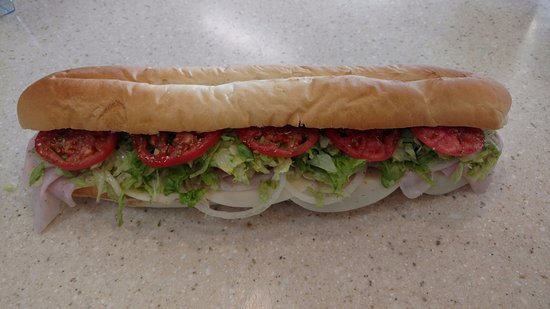 Giant Sub at Hermitage Jersey Mike's Subs