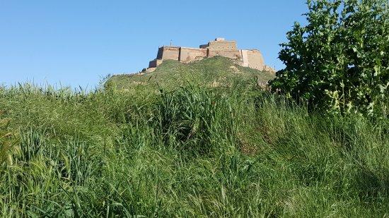 Castillo de Monzón: El Castillo