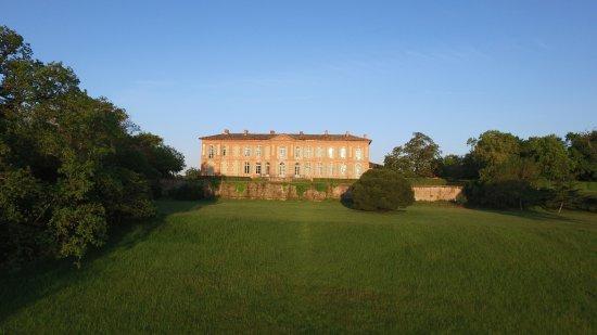chateau et Parc de Merville