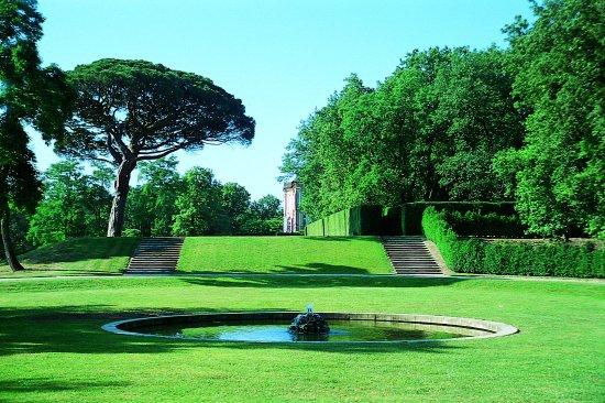 Parc du château de Merville