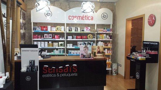 Alquiler De Cabina De Estetica En Las Palmas : Cabina spa fotografía de sensaïs estética peluquería las