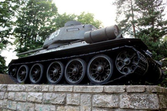 Tank Janosik