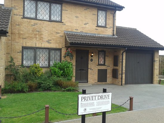 TRENDING: The real-life Privet Drive house from Harry Potter is up for sale!