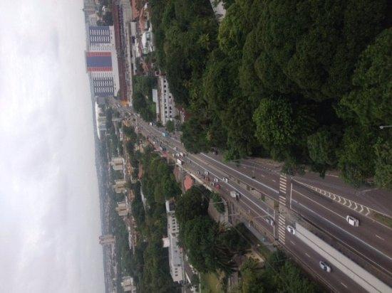 Manaus Hoteis - Millennium: Vista do quarto, 15º andar