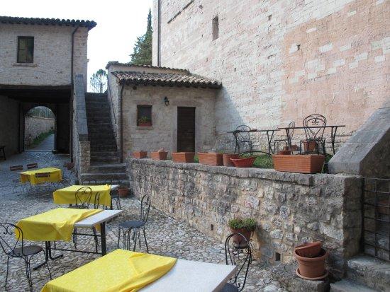 Sant'Anatolia di Narco, Italy: Casa mia per 13 giorni ...