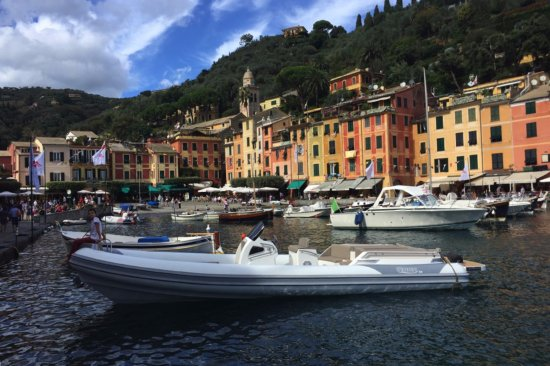 Boat Tour Portofino & Cinque Terre