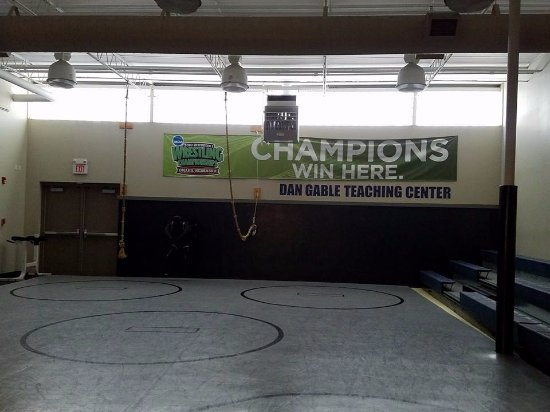Waterloo, IA: Dan Gable Teaching Center at the National Wrestling Hall of Fame