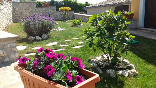 Montecampano, Italien: Il Giardino dei Sensi...