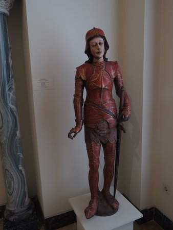 The National Museum of Art of Romania : Joan of Arc
