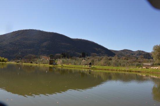 Vaiano, Italia: Lago