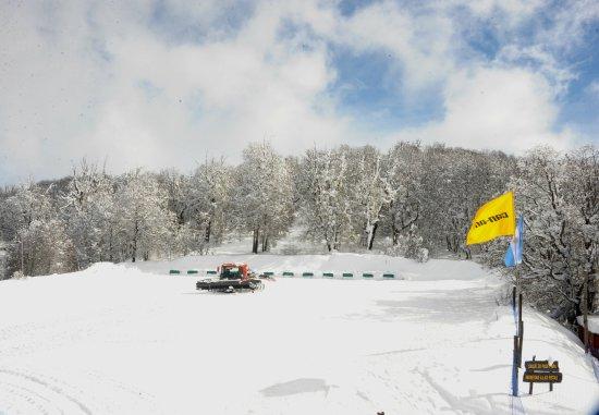 Centro de Ski Nordico: Nuestras pistas de Ski, pisadas a diario!