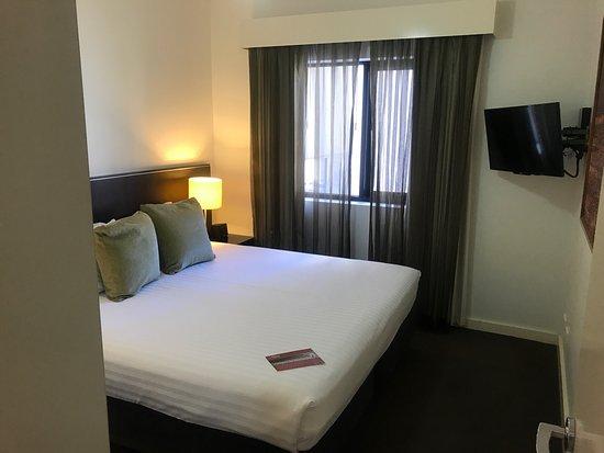One Bedroom Studio Apartment Bild Von Adina Apartment Hotel Perth Barrack Plaza Perth