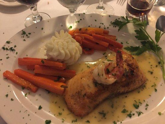 Fairfax, VA:  Salmon!