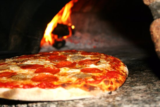 Południowe Miami, Floryda: Diavola pizza