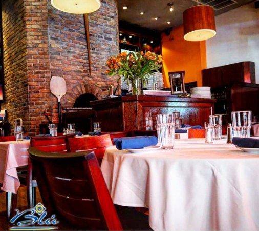 Południowe Miami, Floryda: Authentic Italian restaurant