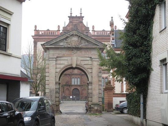 St. Maximin Bild